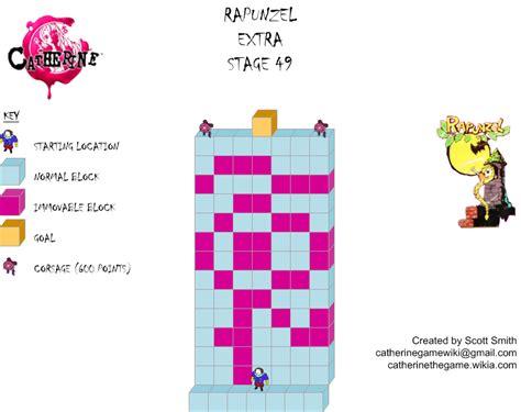 Gamis Rapunzel No 1 1 2th rapunzel stage 49 catherine wiki fandom powered