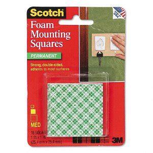 3m Mounting Foam 25 Meter 3m scotch mounting squares 1 quot precut foam sale 1 25