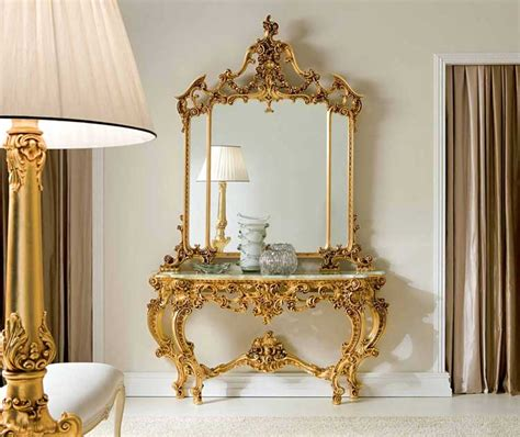 Dining Room Tables San Antonio by Victorian Console Amp Mirror Victorian Furniture