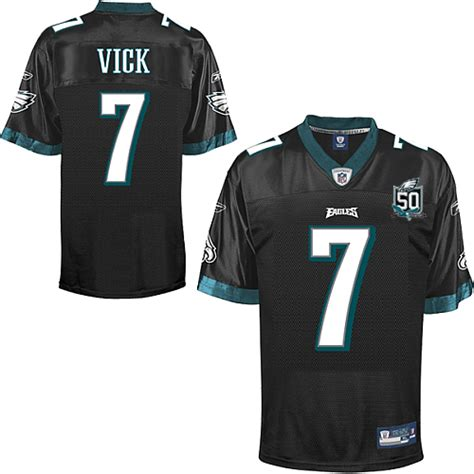 eagles jersey michael vick black authentic jersey eagles 7 jersey
