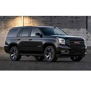 New GMC Yukon Graphite Performance Edition Joins