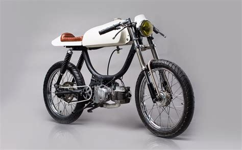 the automator puch magnum return of the cafe racers