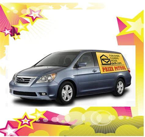 Pch Prize Patrol Van - 1000 images about pch favorites on pinterest money yorkie and my name