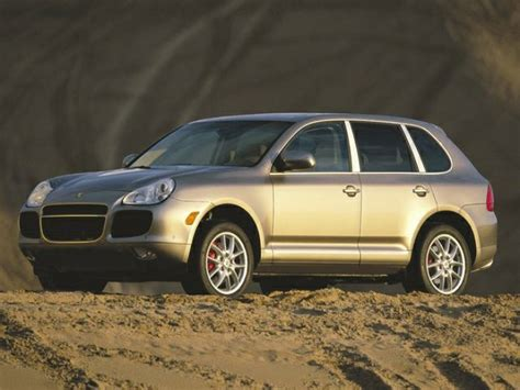 Porsche Cayenne Features by 2005 Porsche Cayenne Safety Features
