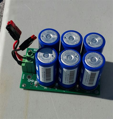 supercapacitor for energy meters n4kgl qrp green activation of ss08 for npota