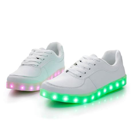 A Shoe Some Usb A by Led Shoes For Adults 2015 Unisex 11 Colors Luminous