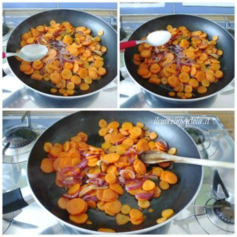 cucinare carote in padella come cucinare le cipolline in padella idea di casa