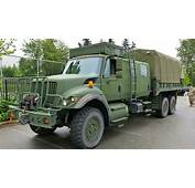 2010 Navistar Defence LLC 7000 Series Military Truck  Can