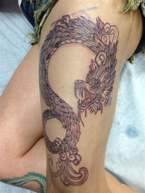 quetzal tattoo 17 best images about quetzalcoatl on statue of
