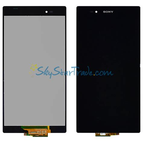 Lcd Z Ultra sony xperia z ultra lt39i lt39h lcd screen display with