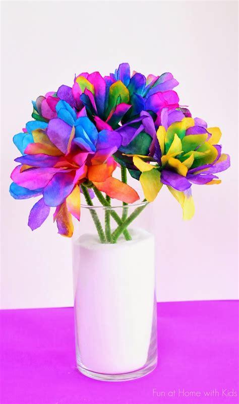 flower crafts for to make flowers craft ideas flower idea