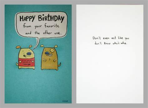 Hallmark Birthday Cards For You Chose The Hallmark Card So What Did My Mom Think Of