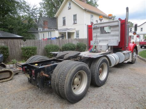 kenworth tractor for sale 1998 kenworth t800 tandem axle tractor used for sale