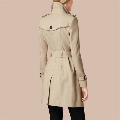 Cotton Trench Coat cotton twill trench coat burberry