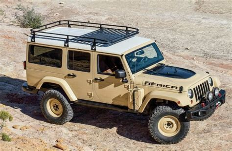 jeep africa concept colossal jeep concepts from moab