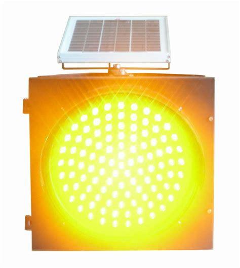 China Solar Warning Light Hnsw Yw11 300 China Warning Solar Warning Light