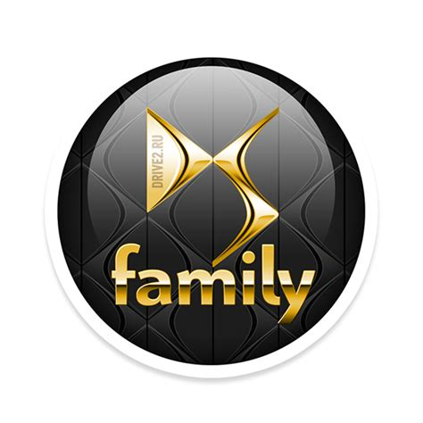 Sticker Bismania Community V1 8x9 identity for citroen dsfamily community on behance