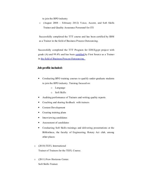 Voice And Accent Trainer Cover Letter by Rasha Anwar Cv And Cover Letter