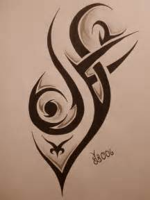 amazing knot abstract tribal art tattoos arm design idea
