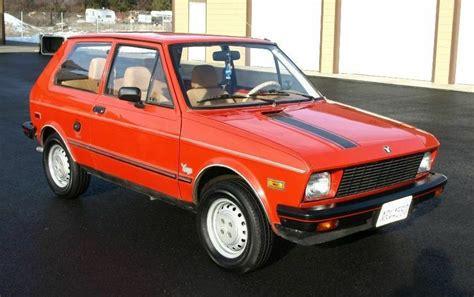 worst car  revisited  yugo gv