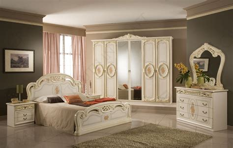 White Furniture Sets For Bedrooms. Precious Bedroom