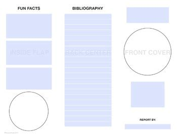 planet report trifold brochure template by freenew studios