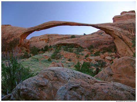 Landscape Arch Arches Landscape Arch