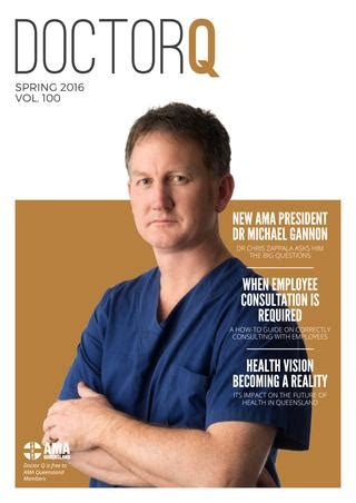 alan walker qld doctorq spring 2016 by ama queensland issuu