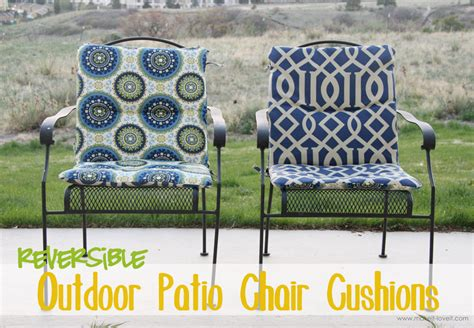 make your own garden furniture covers how to make your own chair pad cushions book covers