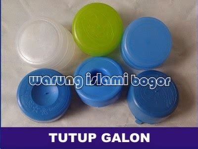 Tutup Galon Air Strawberry august 2014
