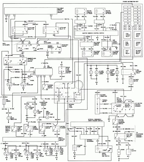 98 ford taurus heater wiring diagram wiring