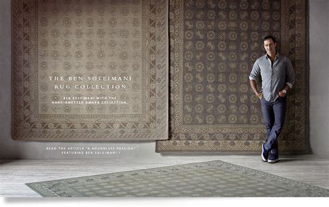 ben soleimani rugs for sale traditional rugs restoration hardware