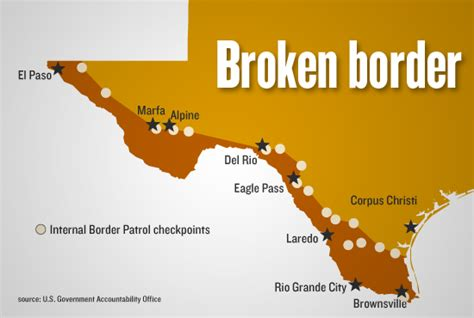 border patrol checkpoints map texas immigration checkpoints in texas pictures to pin on pinsdaddy
