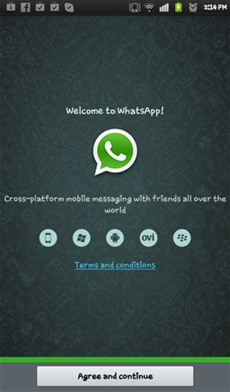 install messenger for android how to easily install whatsapp messenger on android