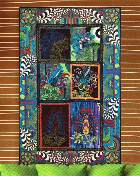 garden design journal stephanie mahon quot midnight garden quot by stephanie brandenburg from quilt