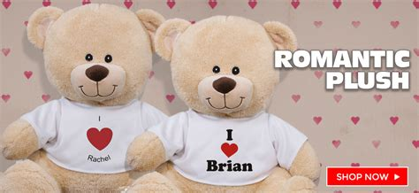 personalized teddy bears stuffed animals 800bear com