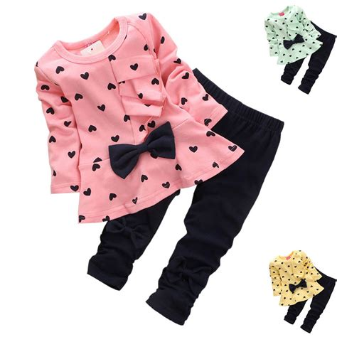 Dress Baby Anak 0 24 Bln 2 baby clothes 6 9 12 18 24 months bowknot tops size 2t 3t ft1139 ebay