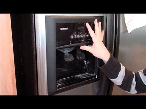 Kitchenaid Refrigerator Maker Leaking Leak In The Water Dispenser Of A Kitchenaid Refrigerator