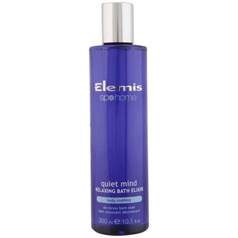 Elemis Spahome Detox Skin Brush by Elemis Mind Relaxing Bath Elixir 300ml Hq Hair
