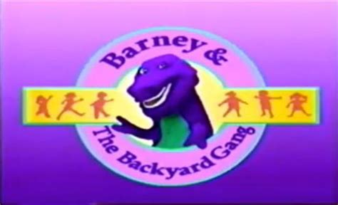 barney and the backyard gang videos barney and the backyard gang whatever happened to