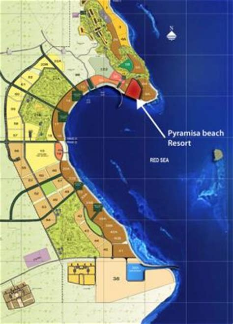 Pyramisa Beach Resort   Property in Sahl Hasheesh with 10 year guaranteed rent, furniture