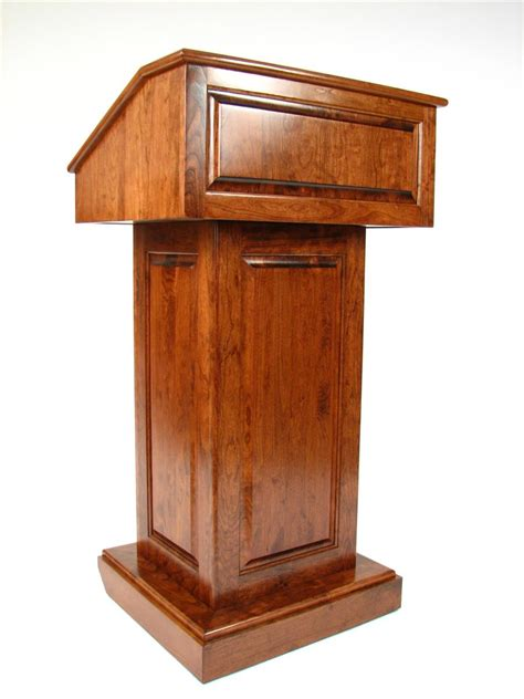 convertible podium portable lectern