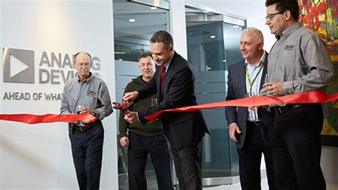 analog layout jobs in canada analog devices opens state of the art r d facility in