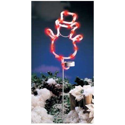 solar powered christmas shaped led lights envirogadget