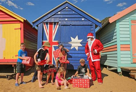 christmas traditions in australia facts to everyone who said the australian economy was in trouble this year merry business