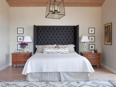 upholstered headboard bedroom ideas best 25 grey upholstered headboards ideas on