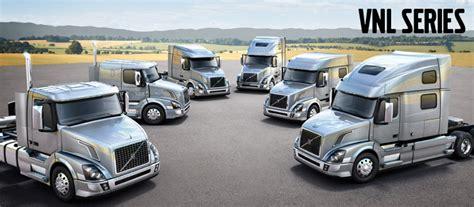 all volvo truck models volvo