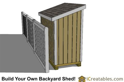 outdoor garden shed plans 4x8 lean to shed with high