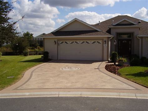 Bullion Coatings : Houston Concrete Driveway Ideas & Photos