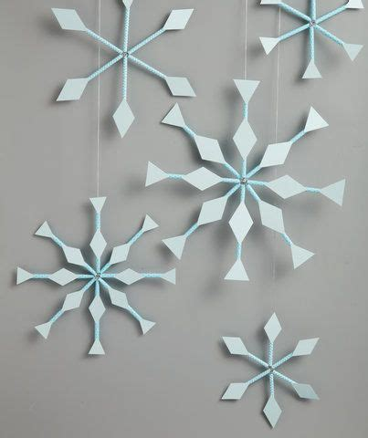 Best Way To Make Paper Snowflakes - 372 best a merry images on